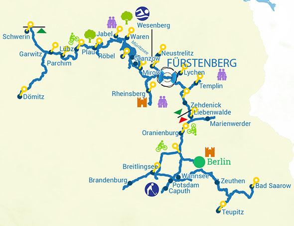 Attraits touristiques en Allemagne