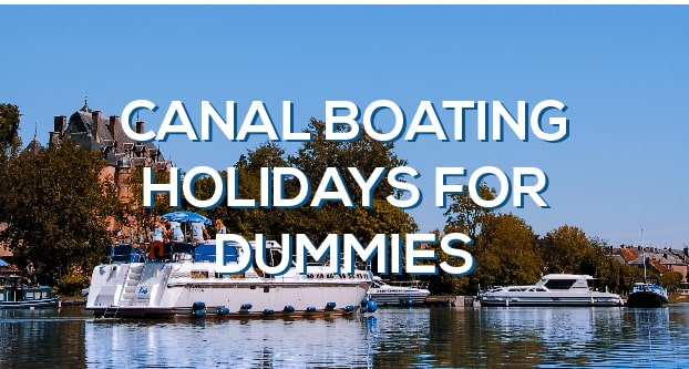 canal boating for dummies