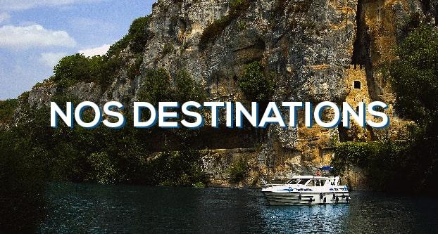 les canalous choix de votre destination